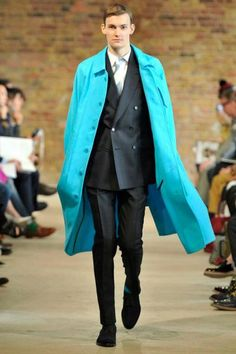 Patrick Grant ss13 - London Collections: Men