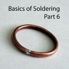Basics of Soldering Part 6