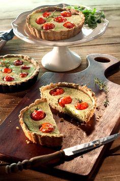 Kleine Tomaten Zucchini Tartes | Foodlovin'