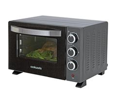 Cookworks 20 L Mini four et grill-Noir W)