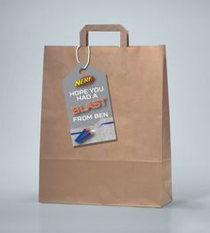 Nerf Party Loot Bag Tags Personalised Printable File Download