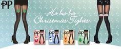 Leuke Kerst panty's van het merk Pretty Polly!!