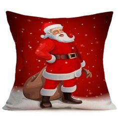 SHARE & Get it FREE | Christmas Santa Claus Sofa Cushion Throw Pillow CoverFor Fashion Lovers only:80,000+ Items • FREE SHIPPING Join Twinkledeals: Get YOUR $50 NOW!