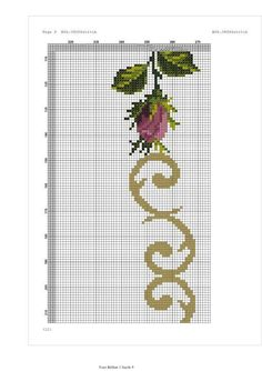 Fair Isle Pattern, Prayer Rug, Bargello, Purple Roses, Cross Stitch Embroidery, Needlework, Drawings, Patterns, Pink Tablecloth