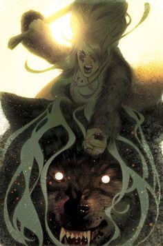 Fairest #13 cover art Adam Hughes