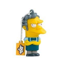 Silver HT USB 8 GB Simpsons Moe | Memoria Usb | Todo para el PC