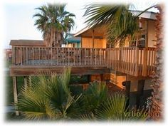 Seaside Is A Ious Beach House Al That Sits Front In Surfside Texas Als Pinterest And