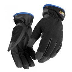 Winter-Handschuh Handwerk Schwarz - BLAKLÄDER® #Blåkläder #arbeitshandschuhe #winterhandschuhe #winterarbeitshandschuhe
