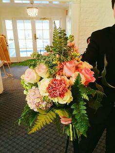 wedding bouquet loose