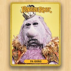 Fraggle Rock Collections - Pa Gorg