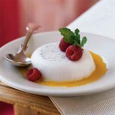 Erbaluce Restaurant #dessert #pannacotta #delicious #Boston