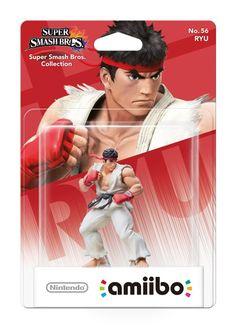Amiibo Ryu 56 - WII U - Acheter vendre sur Référence Gaming