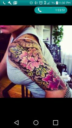 Sleeves tattoos