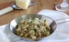 Risotto de quinoa y setas variadas. Con este risotto de quinoa y setas variadas es fácil de disfrutar de un plato sano y saludable. Fácil de preparar con Thermomix y de transportar.