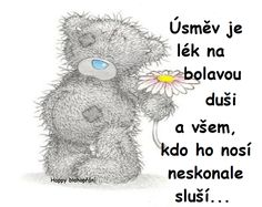 ÚSMĚV ... Tatty Teddy, Humor, Motto, Quotes, Style, Humour, Quotations, Swag, Stylus