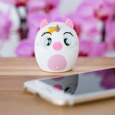 This gorgeous Swipe Unicorn Speaker is a magical gift idea for music lovers, kids, and tweens. Get a special gift with this mini wireless Animal Speaker available from Gifts Australia. Mini Bluetooth Speaker, Bluetooth Speakers, Ipod, Gifts Australia, Gadgets, Technology Gifts, Unicorn Print, Unicorn Gifts, Played Yourself