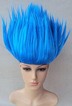 Deluxe Blue Troll Doll 90's Spiky Bright Costume Wig Simon Says http://www.amazon.co.uk/dp/B00L8U5TCK/ref=cm_sw_r_pi_dp_OVBUtb19FSWH7B41