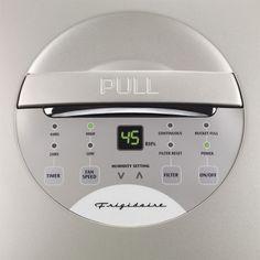 frigidaire humidifier