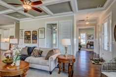 Charming at every turn... The Arlington is one that is sure to sweep you off your feet l Arlington l Logan Homes