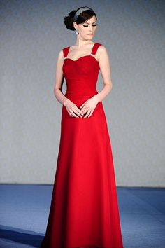 floor length bridesmaid gowns aka recital gown!