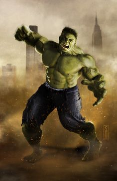 The Hulk by Harben-Pictures on deviantART