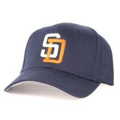 San Diego Padres Classic Adjustable Baseball Hat