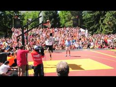 Spokane Hoopfest Slam Dunk Contest