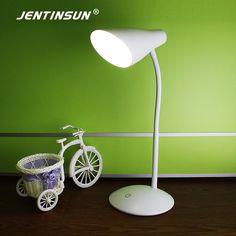Touch Sensor 3 Level Dimming LED Desk Lamp Light Flexible USB LED Reading Light Dimmable Table Lamps for Study luminaria de mesa