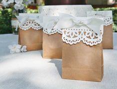 Wedding Bonbonnieres On a Budget