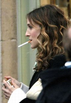 Celebrity smokers: Stars who can't stop smoking