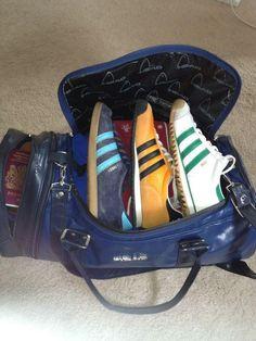 Awaydays Adidas Og, Adidas Retro, Adidas Sneakers, Skinhead Reggae, Sergio Tacchini, Football Casuals, Teddy Boys, Vintage Sneakers, Retro Look