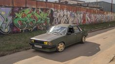 "Audi 80 ""GermanMILITARY"""