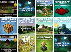 My son is CRAZY about Minecraft right now! This should be a great way to get his nose into a book more often! Here are eighteen Minecraft Kindle Books! Minecraft: Top 30 Resource Packs Amazing Minecra ...