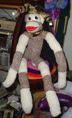 Jester Sock Monkey