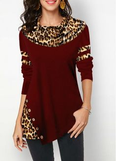 New Arrival | Liligal.com Trendy Tops For Women, Stylish Tops, Style Casual, Casual Outfits, Fashion Outfits, Trendy Fashion, Womens Fashion, Knitwear, Spandex