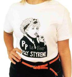 Feminist Shirt E is for Emma Goldman ADULT Sizes T-Shirt & Screenprint UGMb7Q6LF