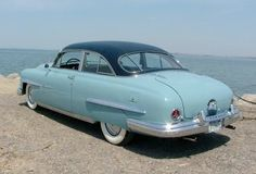 1950 Lincoln Cosmopolitan Capri 2dr