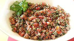 Tabuli Salad saudavel e gostoso