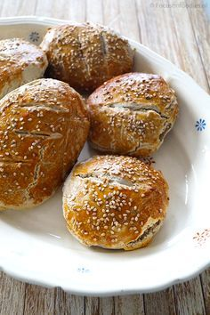 Knapperige glutenvrije broodjes bakken