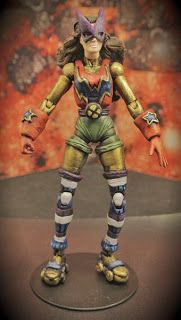 toycutter: Roller-skating Kitty Pryde action figure