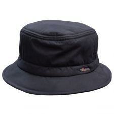 76902ceab4c Wigens Brushed Cotton Corduroy Bucket Hat Wind And Rain
