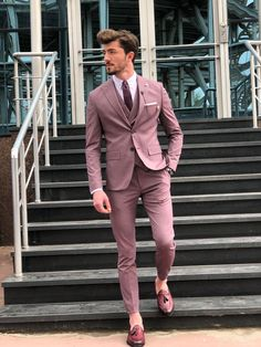Suit material : Viscon , Polyester , Elestan Machine Washable : No Fitting : Regular Slim Fit Cutting : Double Slit, Double ButtonRemarks : Dry Cleaner Suits For Guys, Prom Suits For Men, Mens Casual Suits, Dress Suits For Men, Mens Suits, Suit For Man, Prom Outfits For Guys, Mens Suit Coats, Blazer Outfits Men