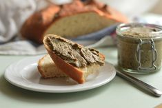 Sandwich Spread, Tasty, Yummy Food, Pesto Pasta, Food Inspiration, Banana Bread, Food To Make, French Toast, Sandwiches