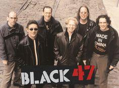 Black 47 Band | Black 47 - the legendary New York-based Irish-punk-rock band - is ...