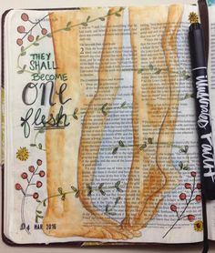 Wow page by Shayna Staska They shall become one flesh!