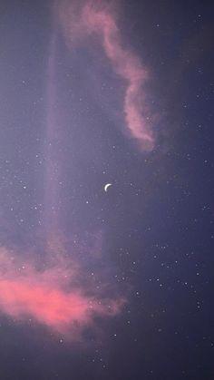 screen lock night sky iphone ulzzang aesthetic skies