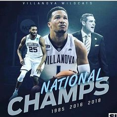 Last Time They Won I Was Watching It In Jail The Whole Block Was Going Crazy When Villanova Won & When I Started Working Security For Eagles Stadium I Met The Villanova Basketball Coaches They All Had Their Villanova Snow Suit On Wit The Big Ass Blue V On It And Their 2016 BasketBall ChampionShip Rings The Rings Was Shining Wit A Big Ass V Blue & White Diamonds (You Google A Villanova Basketball Champion Ring) I Didnt Even Know He Was A Coach Until I Looked At The Ring We Had A Convo While…
