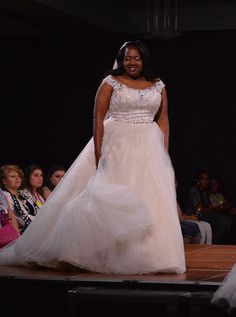 Bridal, Bridesmaids, and Tuxdeo Fashion Show from Today's Bride Wedding Shows