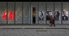H&M gross sales unexpectedly shrink in fourth quarter - Prices Hall Old Facebook, Europe News, Blue Streaks, 22 Years Old, Slammed, Fashion, Blue Stripes, Moda, La Mode
