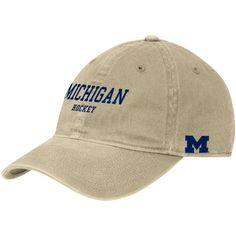 MICHIGAN WOLVERINES FREE SHIP NEW OLD SCHOOL HOCKEY MENS SPORTS HAT CAP #Unbranded #Michigan
